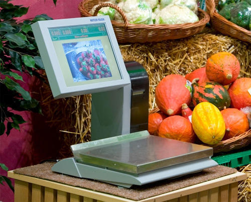 Supermarket Scales POS Software For Scales