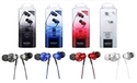 OEM For Sony MDR-XB30EX In-Ear Extra Bass Stereo Headphone H