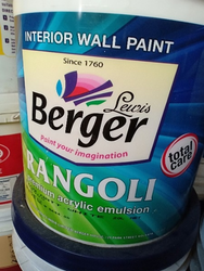 Berger Plastic Paint