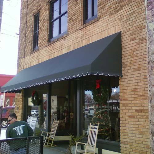 Decorative Canvas Awnings