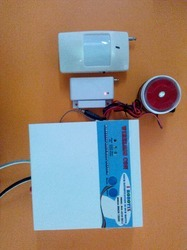 R S Enter Wireless GSM Based Home Security System
