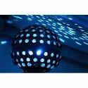 DJ Round Lights