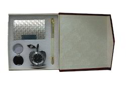 4 in 1 Silver Finish Gift Set