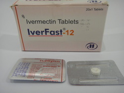 Antiparasitic Drugs - Ivermectin Tablet