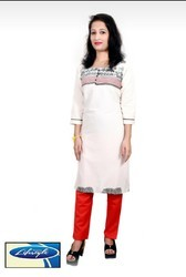 Reliable lifestyle Girl Designer Handloom Cotton Kurti