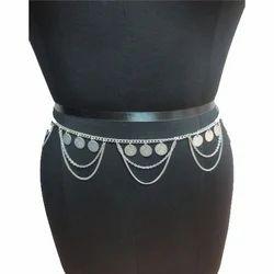 Ladies Chain Belts