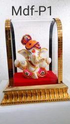 Cabinet Ganesh Statue