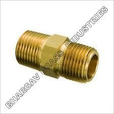 Brass Fittings Hex Nipple