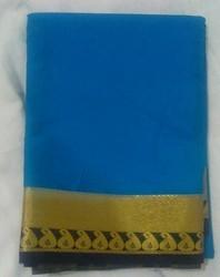 Nine Colours Party Wear, Wedding Wear Mysore Silk Saree