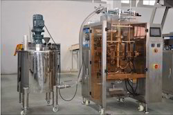 VFFS Liquid Pouch Packaging Machine