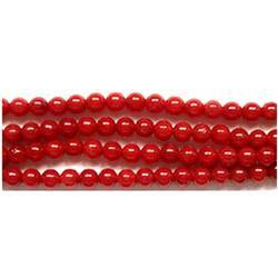 Bamboo Coral Beads