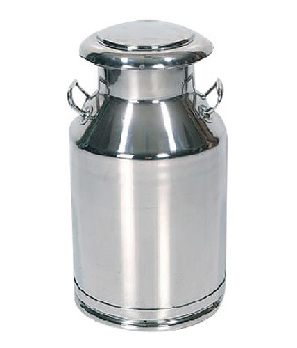 Milk Storages Canes Steel Milk Storage Can 40 Ltr
