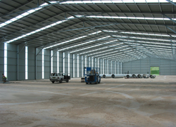 Warehouses Sheds Services