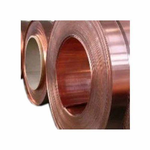 Copper Strip Etp Grade Copper Strips Exporter From Jaipur