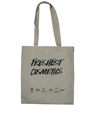 Cotton Flat Tote Bag