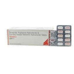 Glimepiride Pioglitazone Hydrochloride Tablet