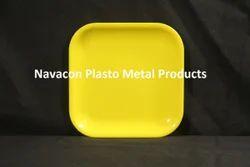 Acyrlic/PC Small Square Plate