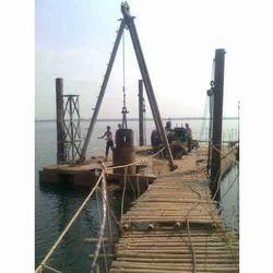Marine Piling Work