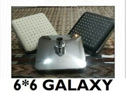 Galaxy Square Shower Four Inchi