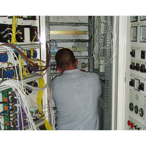 Control Panel Annual Maintenance Service