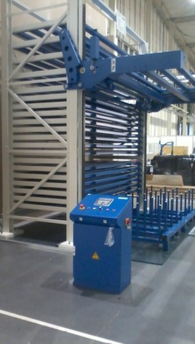 Sheet Metal Storage System At Rs 650000 Set Metal