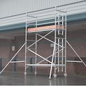 Double Width Scaffold Without Stair for Hire