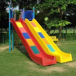 Arihant Playtime - Double FRP Slides