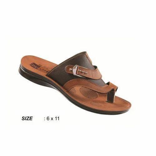 77eae8113 Mens PU Designer Slippers, Size: 6*11, Rs 152.49 /pair, Jagga ...