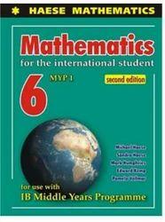 Mathematics For The International Student 6 Myp 1 Book