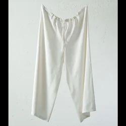 White Wide Leg Pyjamas