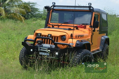 Mahindra Thar Frp Hardtop View Specifications Amp Details