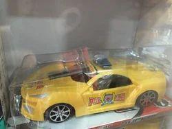 Plastic Gift Car