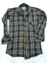 Mens Cotton Check Shirts, Size: S, M And L