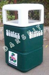 Sintex Square Litter Bins