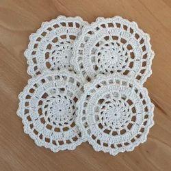 Hand Crochet Doilies