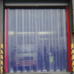 Pharmaceutical Industry PVC Strip Curtains