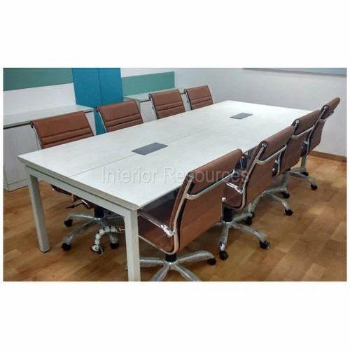 Meeting Table Baithak Mein Rakhi Jane Wali Mez Modular Conference - Modular meeting table