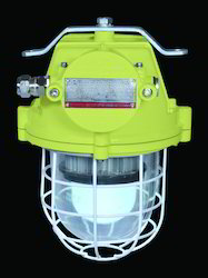 Flameproof IIC Well Glass 45W LED Fittings