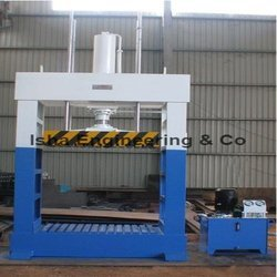 Cloth Baling Press