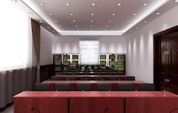 Meeting Room Interior Designing