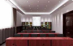 Meeting Room Interior Designing