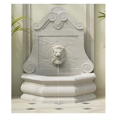 Wall Hanging Stone Water Fountain Outdoor