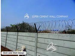 RCC Folding Ready Made Wall Boundary