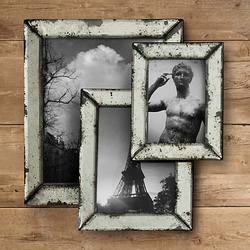 Metal Antique Photo Frame