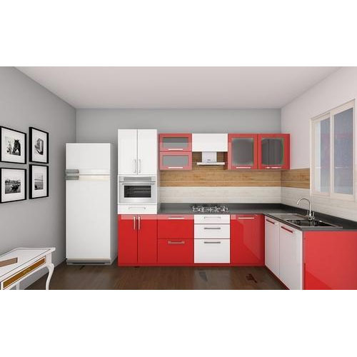 Modular Kitchen: Self Made 15 Rft Modular Kitchen, Rs 35000 /onwards