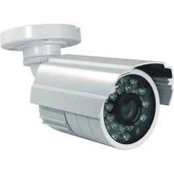 Godrej Bullet Camera CCTV Camera, Lens Size: 3.6mm, for Outdoor