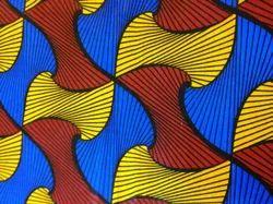 Wax Print Fabric