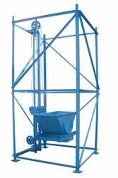 Builder Construction Hoist Machine