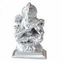 Silver Parad Saraswati
