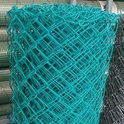 Rok PVC Coated GI Chain Link